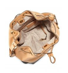 Michael Kors Kabelka Leather Backpack, Michael Kors, Backpacks, Bags, Shopping, Fashion, Handbags, Moda, Dime Bags