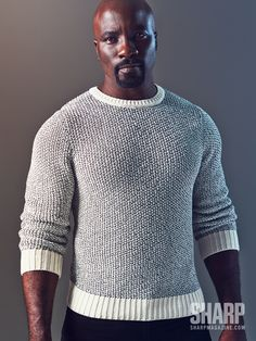 Cage Match: Mike Colter Is a Hero for Our Times | Sharp Magazine