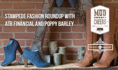 Stampede Fashion Roundup with ATB Financial, Poppy Barley, Ania B. — Win $500 in Custom Shoes! #ATBxPBFashionRoundup #PoppyBarley #Canadian #WeAreAlberta #CalgaryStampede #EthicalFootwear
