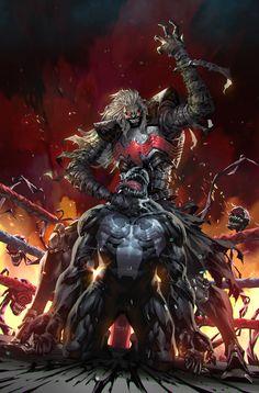 Venom Spiderman, Marvel Venom, Marvel Villains, Marvel Heroes, Marvel Avengers, Marvel Fan Art, Marvel Comic Universe, Marvel Comics Art, Comics Universe