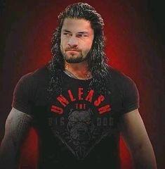Wwe Superstar Roman Reigns, Roman Reings, Wwe Superstars, Wrestling, Photo And Video, Guys, My Love, Mens Tops, Dog