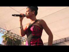 Goapele Live! TWELVETEN - 2011 Taste Of Soul Festival