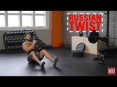 32 Weight Plate Exercises - YouTube