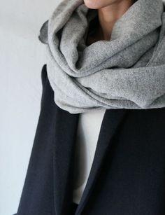 Pine Cones and Acorns: Shades of Grey: Fall Fashion