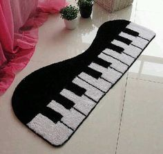 Grand Piano Mat