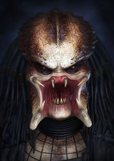 Predator by sancient on deviantART