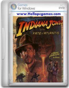 Indiana Jones And The Fate Of Atlantis Descargar Gratis Espaol Download