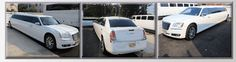 Chrysler Stretch Limo #Limos #TRULimousine