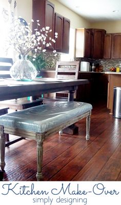 Easy Kitchen Make-Over by Simply Designing