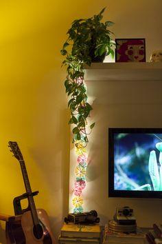 Casa de Colorir: O retorno do vício - Piscas