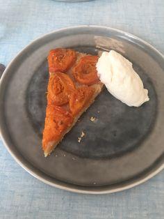 Pickled #paris11 #healthyfood tarte abricots creme au romarin..