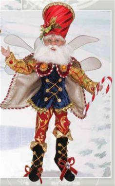 Porzellanpuppen Mark Roberts Collection XL Standing Jester Doll 26