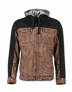 Speed and Strength Mens Men's Rough Neck Brown Waxed Canvas Jacket Waxed Canvas Jacket, Pinterest For Men, Latest Clothes For Men, Latest Mens Fashion, Mens Clothing Styles, Stylish Outfits, Men Casual, Menswear, Hoodies