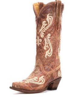 Corral boots!  country outfitters