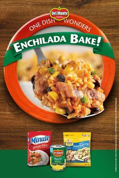 This no-chop recipe is perfect for turning little hands into helping hands in the kitchen. With ingredients like tender Foster Farms® chicken, garden quality® Del Monte® sweet corn and fluffy Minute® rice you can nourish your family with trusted ingredients. Simply mix and bake this one-dish wonder in just 30 minutes for an easy, cheesy, weeknight meal. Find these ingredients at your local Safeway!