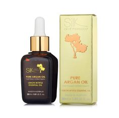 Silk Oil of Morocco's Pure Argan Oil infused with an invigorating and fresh aroma of Lemon Myrtle Essential Oil exudes moisture and hydration delivering great nurturing benefits to skin.   http://www.silkoilofmorocco.com.au/product/pure-argan-oil-with-lemon-myrtle-essential-oil/