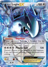 lugia ex pokemon card - Google Search