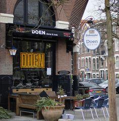 Cafe Doen, Berkelselaan