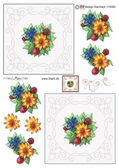 geborduurde kaarten - Pagina 15
