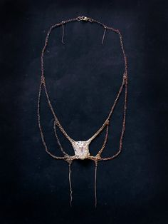Swallowtail butterfly design silver crochet by PetiteMortShop, $450.00
