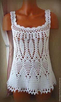 Fabulous Crochet a Little Black Crochet Dress Ideas. Georgeous Crochet a Little Black Crochet Dress Ideas. Lidia Crochet Tricot, Crochet Tunic, Crochet Clothes, Crochet Lace, Crochet Stitches, Crochet Cowel, Crochet Dresses, Crochet Summer Tops, Crochet For Kids