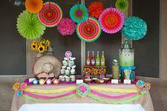 fiesta birthday party cinch de mayo by petite party studio