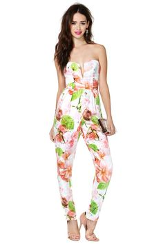 This is fantastic!  I want i want i want!   Shakuhachi Midsummer Nights Jumpsuit