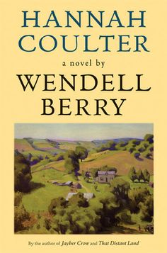 Hannah Coulter - perhaps the most beautiful book I've ever read. Highly recommended historical fiction.