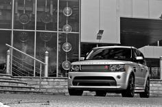 2011 Project Kahn Silver Range Rover Autobiography