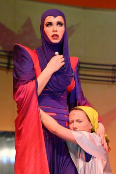 """Snow White and the Seven Dwarfs"". Moscow Art Theatre. Main Stage. directed by Mikhail Mironov."