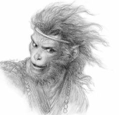 Journey To The West, Monkey King, Asian Style, Tat, Devil, Inspiration, Ideas, Character Art, Biblical Inspiration