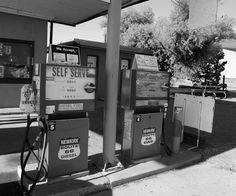 """ Newkirk Route 66 Gas Station "" in Newkirk New Mexico.  "" Route 66 on My Mind "" http://route66jp.info Route 66 blog ; http://2441.blog54.fc2.com https://www.facebook.com/groups/529713950495809/"