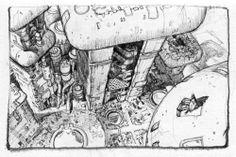 Sketchwich: Stone Cloud City