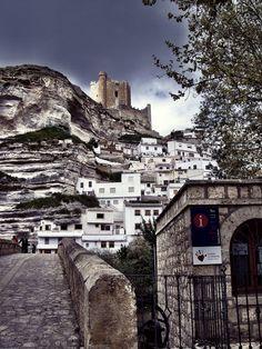 Vista de Alcalá del Júcar (Alcalá del Júcar - Spain)