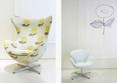 Chair of Mina perhonen