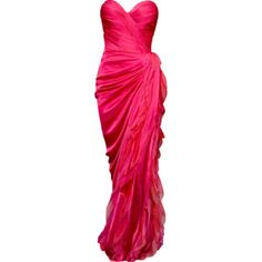 edited by Satinee - Red carpet dresses collection