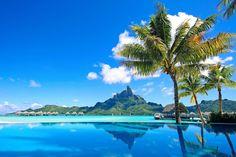 Bora Bora, Polynesia - CosmopolitanUK