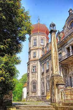 Pałac w Brynku - woj. Śląskie Beautiful Architecture, Beautiful Buildings, The Beautiful Country, Beautiful World, Monuments, Poland Cities, Places To Travel, Places To Visit, Visit Poland
