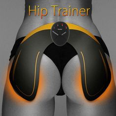 Home Fitness Equipment Hip Trainer Abdominal Muscle Vibrating Exercise Machine #Unbranded