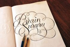 Typography by Ged Palmer | InspireFirst