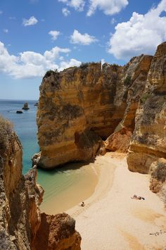 Lagos - Portugal, yes, this exists. Incredible adventure in Southern Portugal. wow.  : )