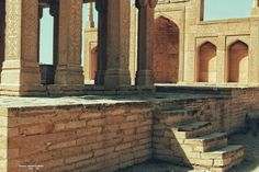 Historical Monuments at Makli, Thatta Pakistan