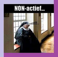 Non actief