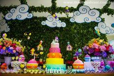 Festa Tema Primavera