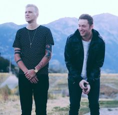 Colton and Brent of As We Speak have been best friends for years -|||-