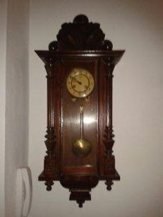 Pin by Roelina Greeff 2 on VINTAGE FURNITURE | Pinterest | Clocks ...