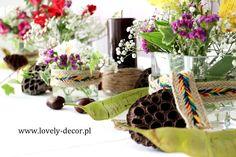 Dekoracja stołu weselnego  <a href='/explore/wedding/' class='pintag' title='#wedding explore Pinterest'>#wedding</a> <a href='/explore/decor/' class='pintag' title='#decor explore Pinterest'>#decor</a> <a href='/search/?q=ślub' class='pintag' title='#ślub search Pinterest' rel='nofollow'>#ślub</a>