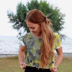 TytDIY: Splatter Shirts