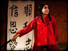 Las Reinas Chulas presentan: Coopelas o cuello (Ópera china pirata)