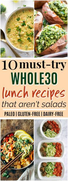 10 easy paleo whole30 lunch ideas that aren t salads whole food recipes